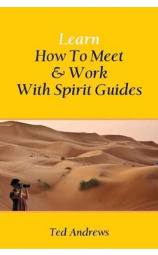 LEARN HOW TO MEET & WORK WITH SPIRIT GUIDES