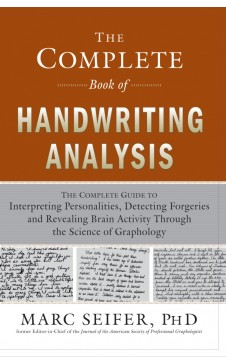 THE COMPLETE BOOK OF HANDWRITING ANALYSIS