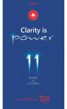 CLARITY IS POWER (English)- Box Set- Pack of