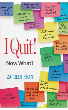 I Quit! Now What?
