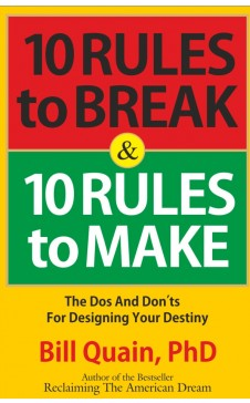 10 RULES TO MAKE & 10 RULES TO BREAK