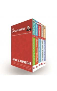 The Success Series by Dale Carnegie  : 5 Volume boxed Set