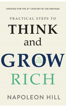 Practical Steps to Think and Grow Rich (English)
