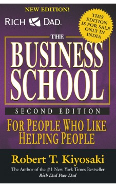 The Business School for People Who Like Helping People (With CD)